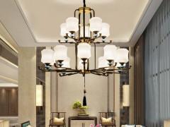 吊灯搭配技巧,家居装饰吊灯的搭配技巧有哪些?