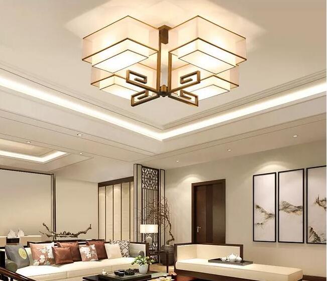 客厅吊灯选购,家居装修客厅吊灯要如何选择好呢?